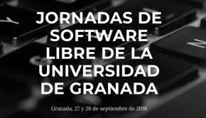 Jornadas de Software Libre de la Universidad de Granada