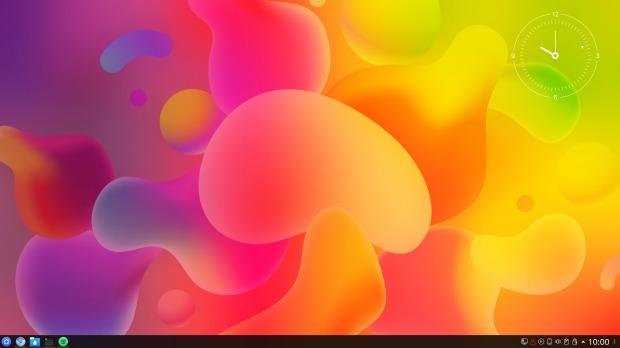 Nilium, nuevo tema para Plasma