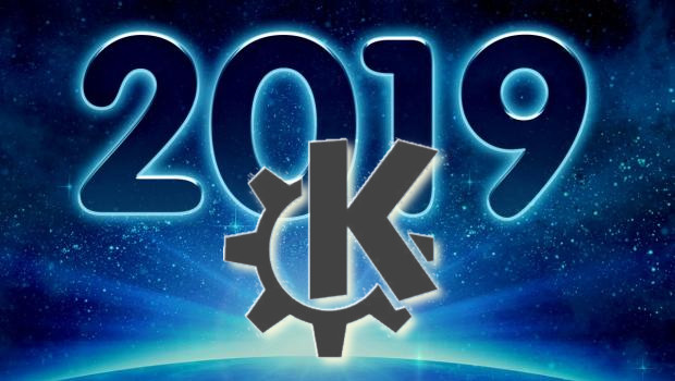 KDE Blog os desea un feliz 2019