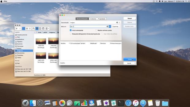 Mojave CT, más iconos estilo MacOS para Plasma