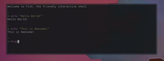 Termoid, una terminal en tu escritorio - Plasmoides de KDE (111)