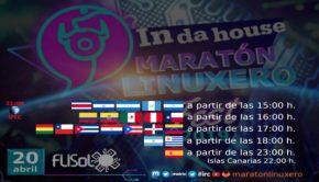 Maratón linuxero edición Flisol 2019