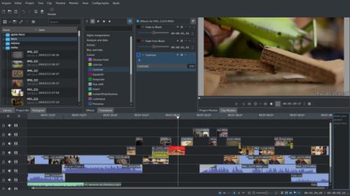 Lanzado KDE Aplicaciones 19.04