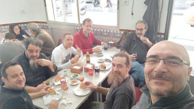 Nueva edición de los Almuerzos Libres de GNU/Linux Valencia