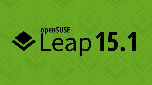 Lanzado openSUSE Leap 15.1