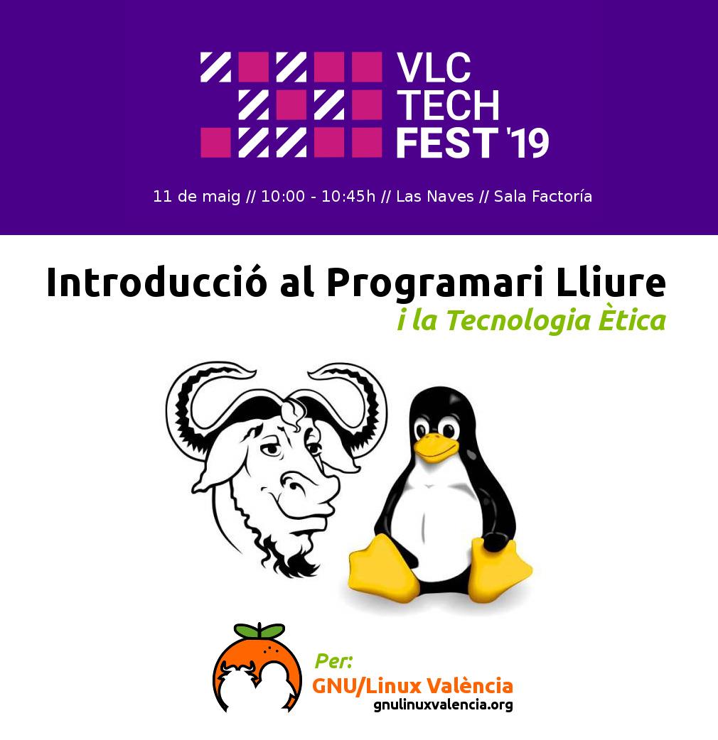 VLCTechFest 2019, nuevo evento en Valencia