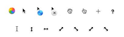 MacOS MOD, cursores estilo Mac para tu Plasma