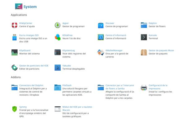 Disponible KDE Aplicaciones 19.12 #KDE