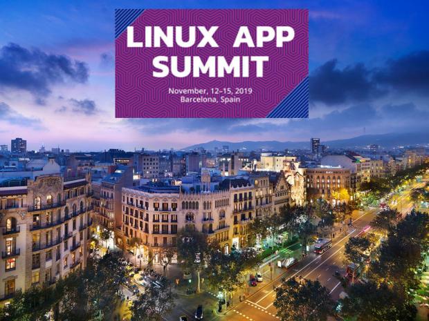 Publicado el programa de charlas de Linux APP Summit 2019