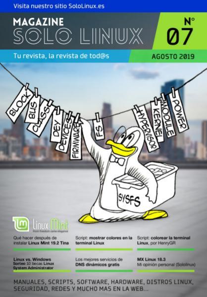 KDE Blog en el séptimo número de la revista Solo Linux