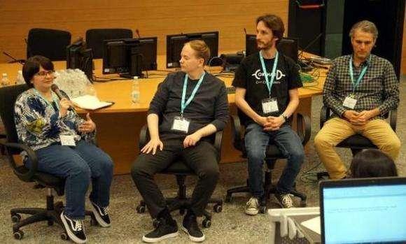 Objetivos KDE 2019