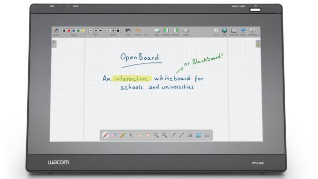 OpenBoard, software libre para pizarras interactivas