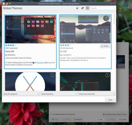 Lanzada la actualización de enero de KDE Aplicaciones 19.12