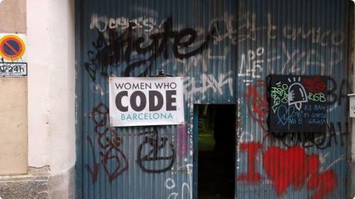 Mujeres en Software Libre en los meetups de Barcelona Free Software