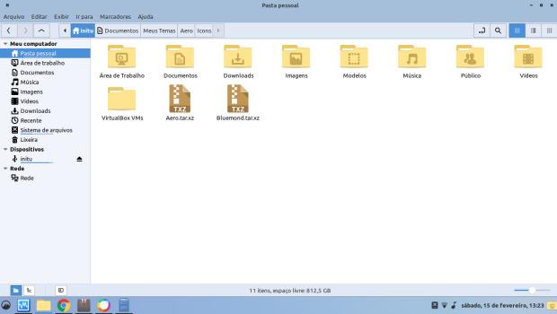 Aero, pack de iconos Windows Vista para nuestro Plasma 5