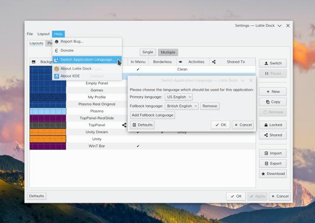 Lanzada la actualización de febrero de KDE Aplicaciones 19.12