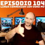 Voro, presidente de GNU/Linux València en Podcast Linux #104