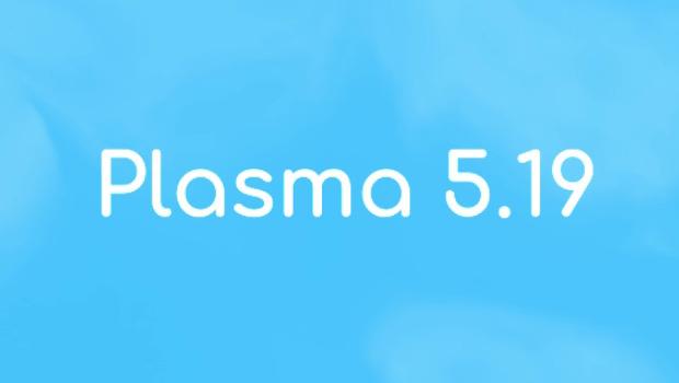 Lanzada la quinta actualización de Plasma 5.19