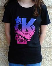 Camisetas para Akademy 2020 en línea