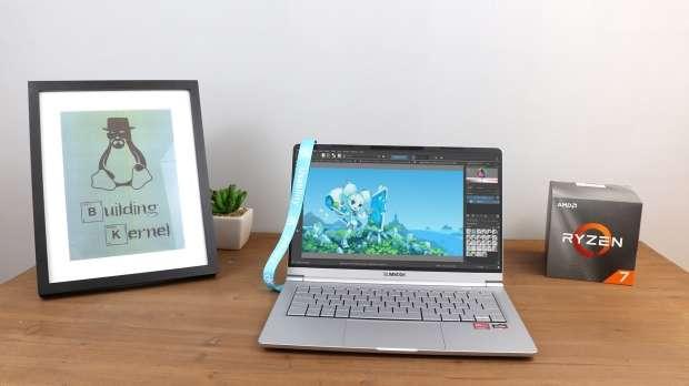 KDE Slimbook III, ahora con AMD Ryzen