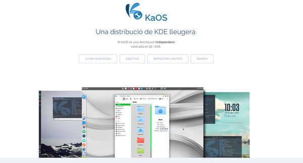 5 mejores distribuciones KDE Plasma de 2020 según Linux Tex