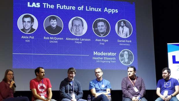 Linux App Summit 2020 con KDE y GNome también será Online