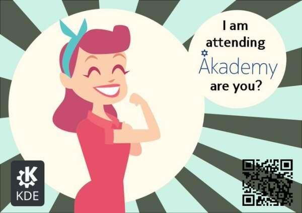 Hoy empieza Akademy 2020 en línea