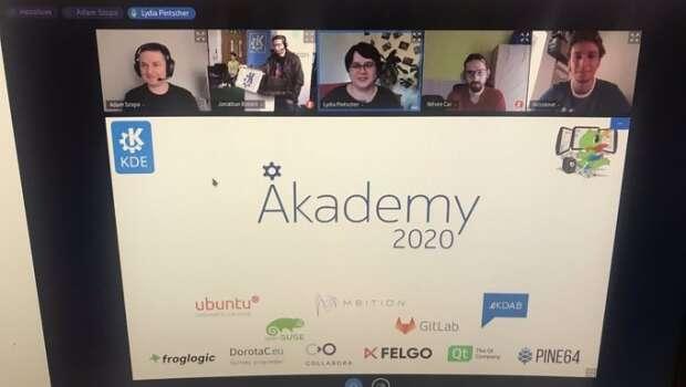 Akademy Award 2020, los premios de la Comunidad KDE
