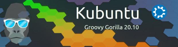Lanzado Kubuntu 20.10