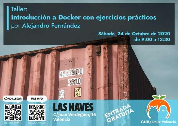 Taller: Introducción a Docker con ejercicios prácticos