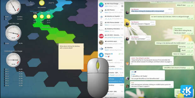Trucos KDE (VII)
