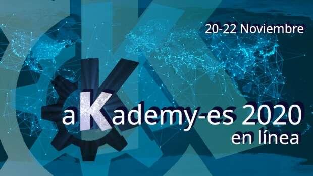 Abierto el registro al taller Kdenlive #akademyes 2020