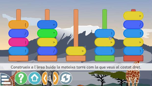 Juegos de lógica de GCompris - A fondo @g_compris (2)