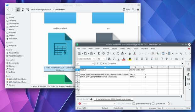 Mejoras en la integración de archivos remotos en KDE