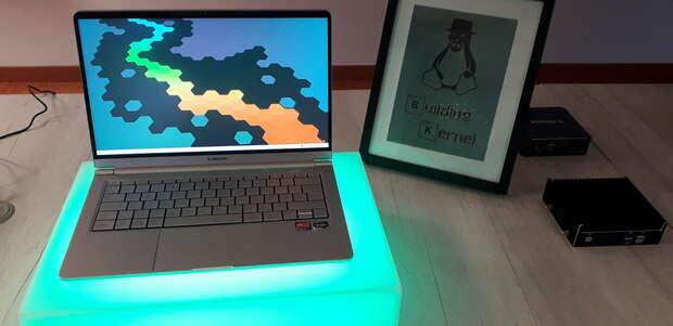 Slimbook se convierte en patrocinador de KDE