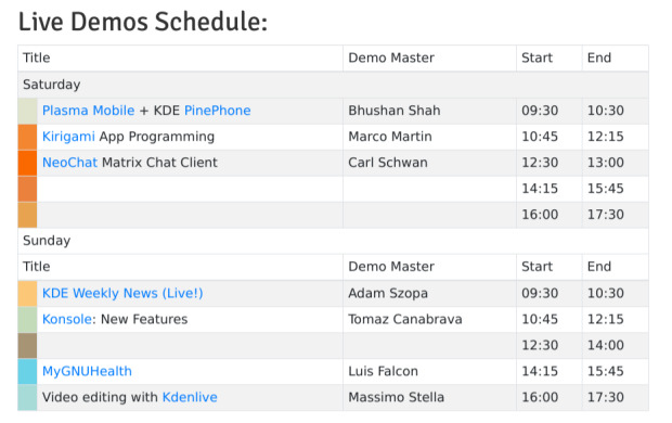 KDE está presente en FOSDEM 2021 en línea