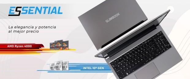 Slimbook renueva procesadores de sus equipos