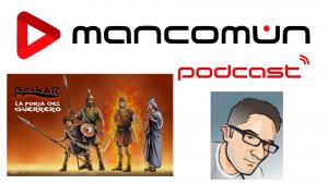 Novelas gráficas con software libre en Mancomún Podcast