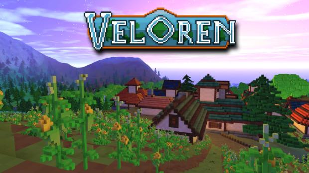 Veloren, un juego rpg combinación de Zelda y Minecraft